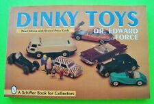 1996 DINKY TOYS I.D. & VALUE GUIDE Schiffer Book CAR Truck FIRE ENGINE 228-pgs