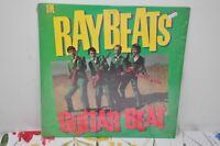 The Raybeats, Guitar Beat, PVC Records PVC-8904 1981 Lp NM Shrink