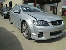2012 HOLDEN COMMODORE SV6  AUTO LOW KM  WRECKING