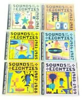 TIME LIFE Sounds of the Eighties The Rolling Stone Collection COMPLETE Set 6 CD