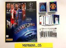 CHAMPIONS LEAGUE Panini 2010-11 -ALBUM VUOTO+Full-Set Completo Figurine-stickers