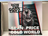 "Sean Price Cold World How the Gods Chill / Remix 12"" Blue Vinyl"