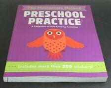 PRESCHOOL PRACTICE:  The Montessori Method  [Paperback]  ^ NEW ^