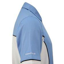 Glenmuir Tresco  Mens Contrast Panel Golf Polo Shirt s, blue bnwt  50% off