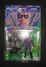 Rare EUC UNUSED The Phantom 1995 Skull Ring REAL METAL Rings Guns Belt & Holster