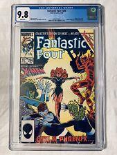 FANTASTIC FOUR # 286 (1986) CGC 9.8 Return of Jean Grey - 1st cameo app X-FACTOR