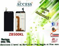 Ecran complet Asus Zenfone Go ZB500KL X00ADB X00ADA noir vitre tactile+LCD