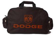 NEW DODGE TRAVEL / GYM / TOOL / DUFFEL BAG ram durango nigro viper dakota flag
