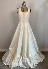 New listing Gunne Sax By Jessica Vintage 1970's Cottagecore Prairie Maxi Dress Size 9