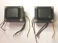 Vintage Pair Heathkit 51-58 Output Transformers from AA-100, 7591 PP