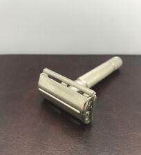 Vintage Gillette Safety Razor de HD cohete hechos en Inglaterra (muy Bonito)