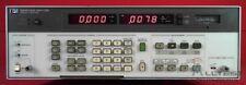 HP 8903B Audio Analyzer, 20 Hz to 100 kHz