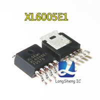 5PCS XL6005E1 PATCH TO-252-5   Presser and constant current  Chip XL6005 NEW