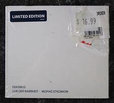 Erasmus of Rotterdam: Lob Der Narrheit Limited Edition 2-CD 2013 German & Latin