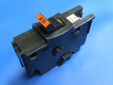 """20A FEDERAL PACIFIC FPE Stab-Lok 1 Pole 20 Amp 1"""" Wide Breaker Type NA"""