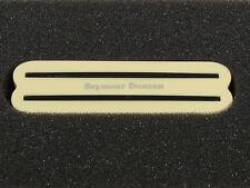 NEW Seymour Duncan SHR-1b Hot Rails Strat PICKUP Cream for Fender Stratocaster