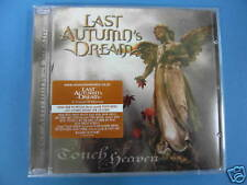 LAST AUTUMN'S DREAM - A TOUCH OF HEAVEN CD +1 (SEALED)