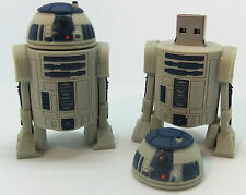 "STAR WARS R2-D2 8GB USB STICK 2.5"" BRAND NEW GREAT GIFT FIGURE"