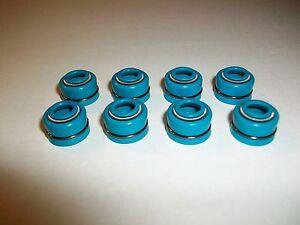 Kawasaki Z1, KZ900, KZ1000 KZ 900 KZ 1000 VITON Valve Seals - Set of 8 - NEW!!