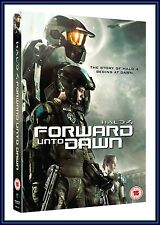HALO 4: FORWARD UNTO DAWN **BRAND NEW DVD **