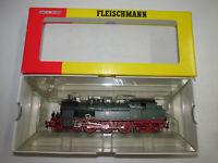 Fleischmann 1820 Dampflokomotive der KPEV mit BN 8957 Wechselstrom OVP Spur H0