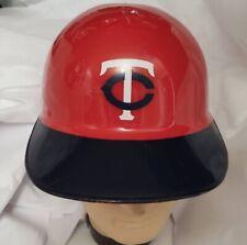 Minnesota Twins plastic adjustable helmet Sports Products Laich MLB baseball