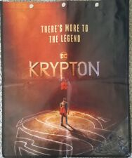 SDCC 2018 KRYPTON Swag Bag Backpack SYFY DC TV Tote Comic Con EXCLUSIVE