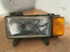 AUDI 80 Typ 85/81 Scheinwerfer Hauptscheinwerfer vorne links mit Blinker Lampe