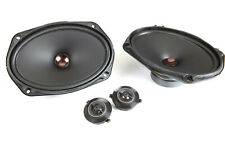 """Pioneer TS-D69C 6x9"""" 2-Way Component Speakers 330 Watts NEW Soft DomeTweeters"""