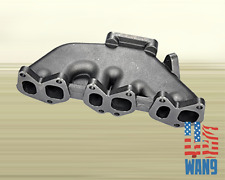 1992-2002 WV Golf VR6 2.8L 12V T3/T4 Cast Iron Turbo Manifold MK3 MK4 MK5