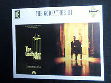 """""""1"""" SUPER CINEMA - DUE EMME"""" TRADE CARD""""- THE GODFATHER PART III - AL PACINO"""