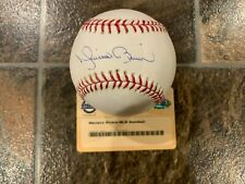 Mariano Rivera HOF Yankees Official MLB Ball Auto Steiner