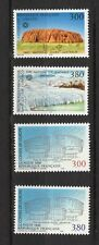 Bb 92 / 1996 Service / Unesco n° 114 à 117 neuf** MNH TBE