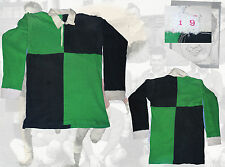 UNKNOWN RUGBY JERSEY CIRCA 1950 - 1970 POSSIBLY SCOTLAND & IRELAND COMBINED ?