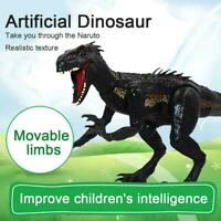 Simulation Toys Park Black Indoraptor Dinosaurs Action Figure New W8A6
