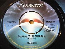 """NAZARETH - SHANGHAI'D IN SHANGHAI   7"""" VINYL"""