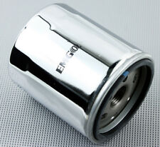 EMGO 1984-2013 Harley-Davidson FLHTC Electra Glide Classic OIL FILTER H-D CHROME