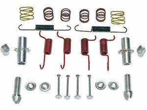 For 2005-2006 Hyundai Santa Fe Parking Brake Hardware Kit Rear Dorman 88716FM