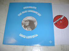 DAVID CAMPBELL Underneath The Blue Canadian Sky *RARE CANADIAN LP*
