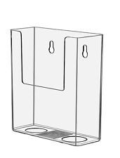 Clear Cap Catcher For Wall Mount Bottle Openers Made Usa (Fast Shipping)