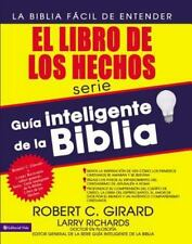 Guia inteligente de la Biblia: El libro de los hechos: La Biblia facil de entend