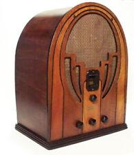 Vintage 1935 Philco 60B, Third Version Cathedral Radio, Working