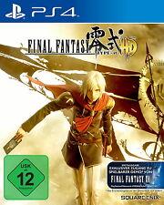 Final Fantasy Type-0 HD Sony PlayStation 4 NEU NEW PS4
