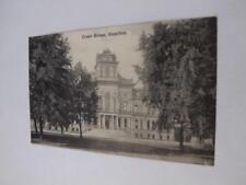 POSTCARD COURT HOUSE HAMILTON ONTARIO CANADA BLACK WHITE