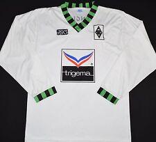 1992-1994 BORUSSIA MONCHENGLADBACH ASICS HOME FOOTBALL SHIRT (SIZE M)
