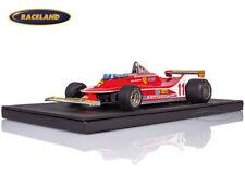 Ferrari 312T4 F1 GP Italien Weltmeister 1979 Jody Scheckter, GP Replicas 1:18