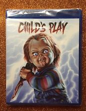 Child's Play (Blu-ray Disc, 2015) Brand New