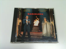 Freddie Mercury - BARCELONA - CD Album © 1988/92 #INT 837277-2