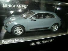 1:43 Minichamps Porsche Macan 2013 grey/grau Nr. 410062602 in OVP