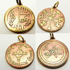 1 Magic Amulet Talisman Pendant of models EU 01-40 by Lapidarium, Jacek Kilinski
